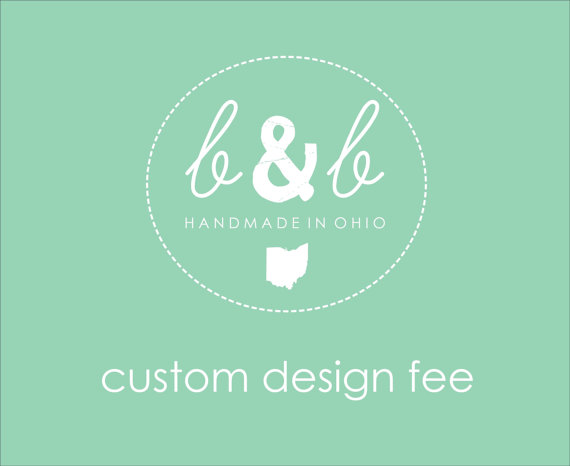 Custom Design Fee by bbinvitations