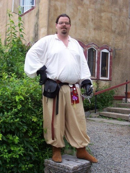 Cotton Pirate Pants SCA Renaissance Medieval Pagan LARP Belly Dancing Pennsic Harem Pants by CamelotCreationscom