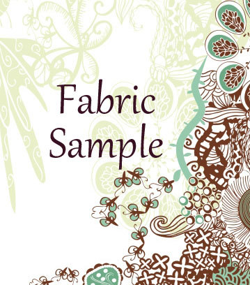 Fabric Swatches Reserved for laurenscull2 by TieObsessed