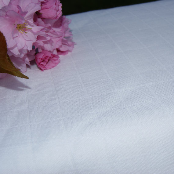 Bamboo Muslin Fabric, Certified Organic by vancouverbamboo