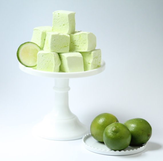Margarita Tequila Marshmallows 16 pieces by sweetniks