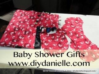 diy baby shower gifts diy danielle