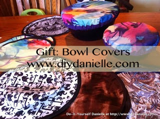 Christmas Gifts, Part II {Bowl Covers}