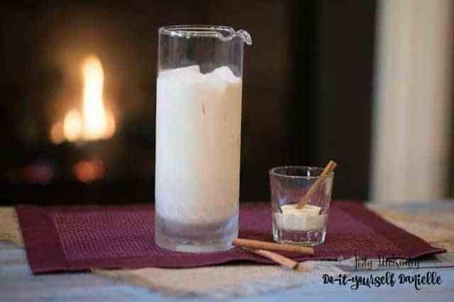 Copycat Rum Chata recipe.