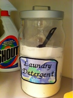 Laundry Room: Finishing Touches