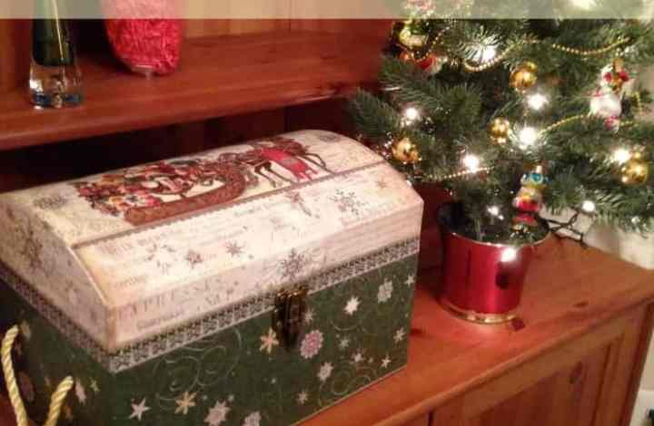 Filling the Manger as a New Family Tradition at Christmas