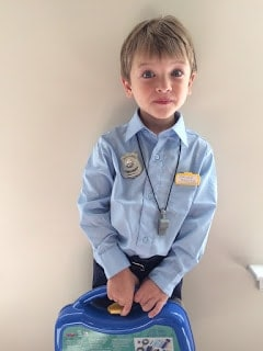 Easy diy kids cop costume diy danielle diy kids cop costume solutioingenieria Gallery