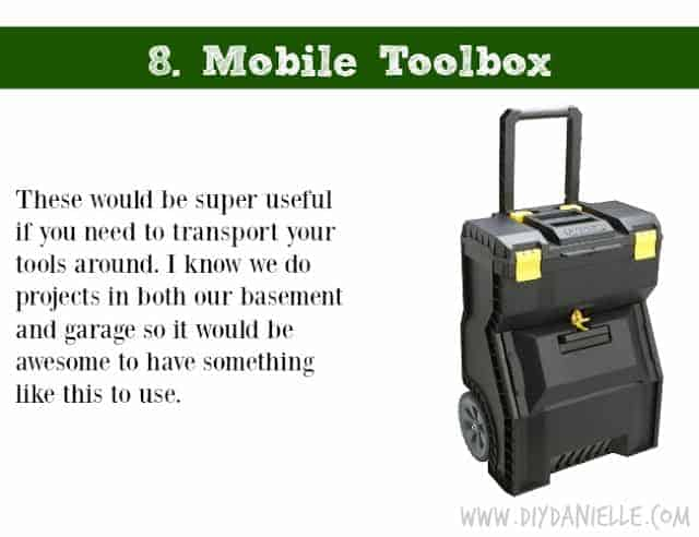 Holiday DIY Gift Guide: Mobile Toolbox