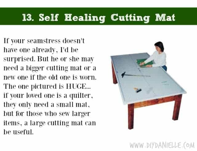 Holiday DIY Gift Guide: Cutting Mat