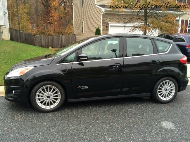 2015 Ford Energy C-Max Review