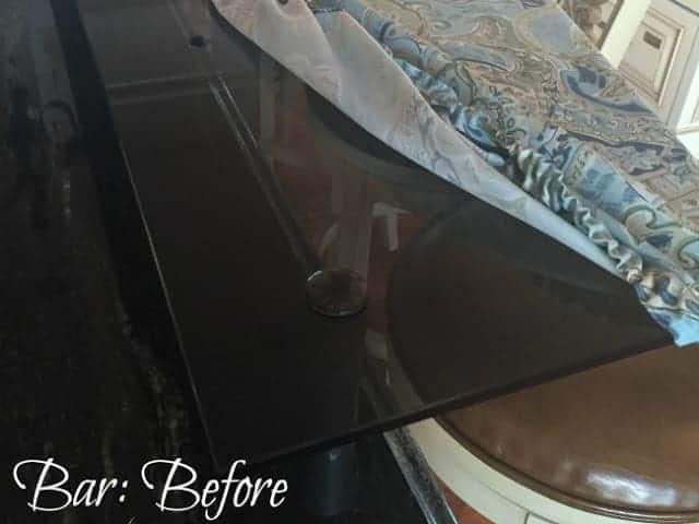 A Glass Table Or Bar Can Be Difficult To Clean And Shows Fingerprints  Easily. Learn