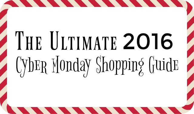 The Ultimate Cyber Monday Shopping Guide