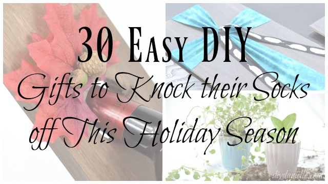 30 Gift Ideas for Kids, Adults, and Pets!