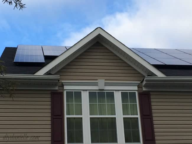 Save money and add value to your home with solar panels or other energy savings.