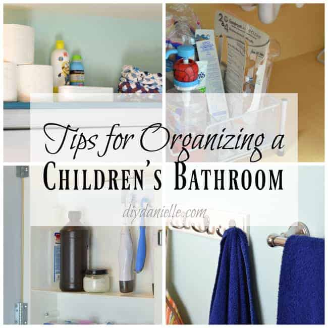 Tips for Keeping a Safe and Clean Children's Bathroom