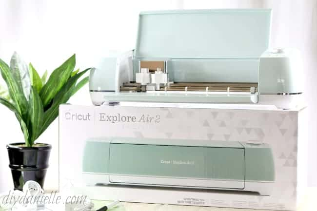What is the Cricut Air 2?
