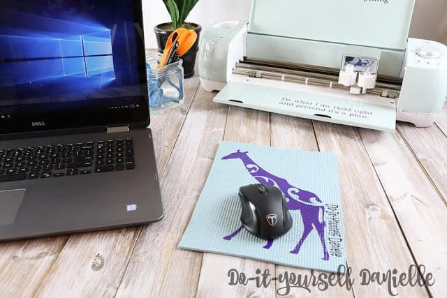 How to Make a Reversible Mouse Pad