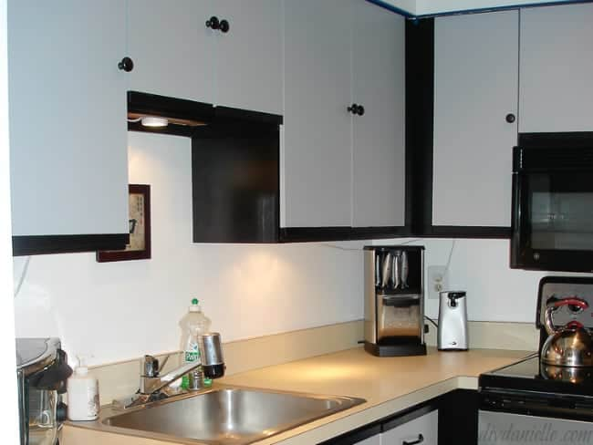 Painting Laminate Cabinets