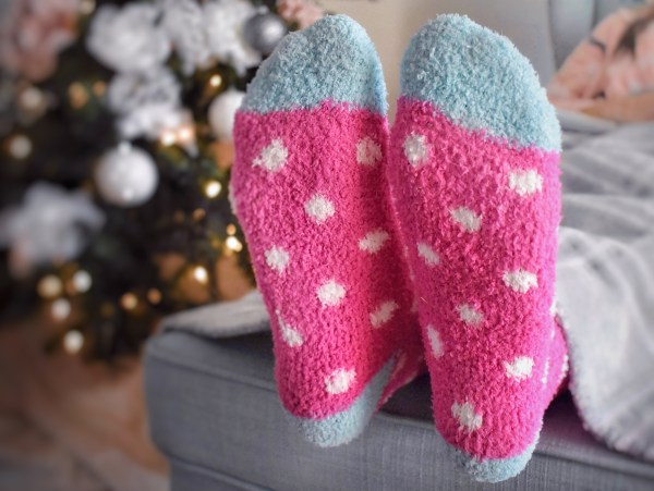 gifts for the friend who is always cold. Socks