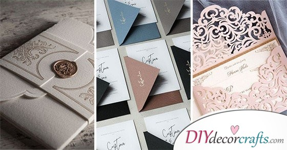 Diy Wedding Invitation Cards 40