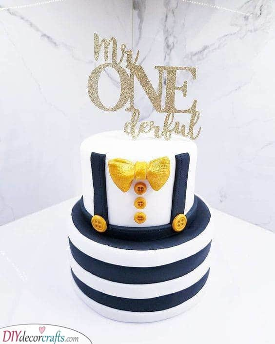 Astounding One Year Old Boy Birthday Cake Ideas The Cake Boutique Funny Birthday Cards Online Elaedamsfinfo