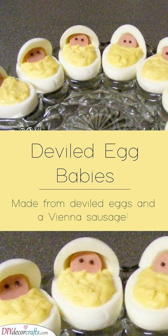 Baby Shower Food Ideas Pictures : shower, ideas, pictures, Shower, Ideas, Snacks