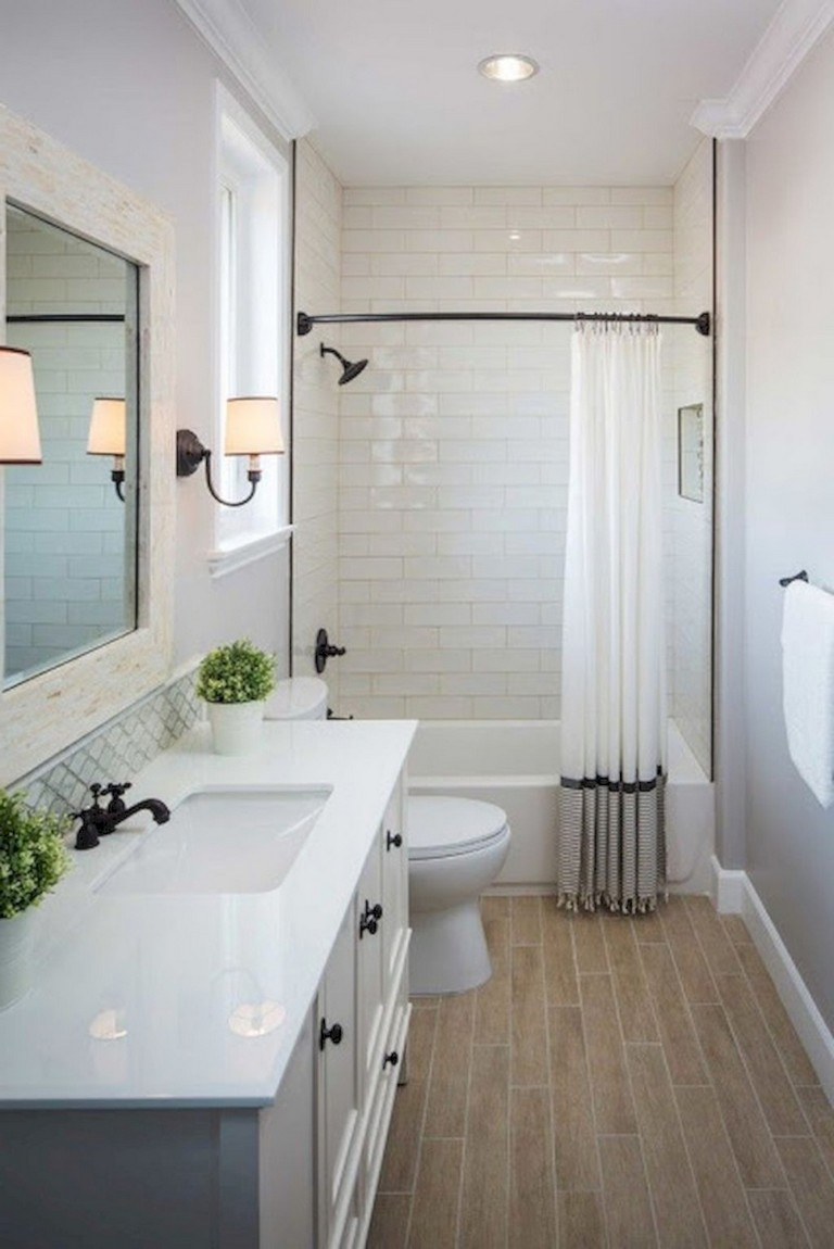 39+ Awesome Small Bathroom Remodel Inspirations Ideas   Page 29 of 41