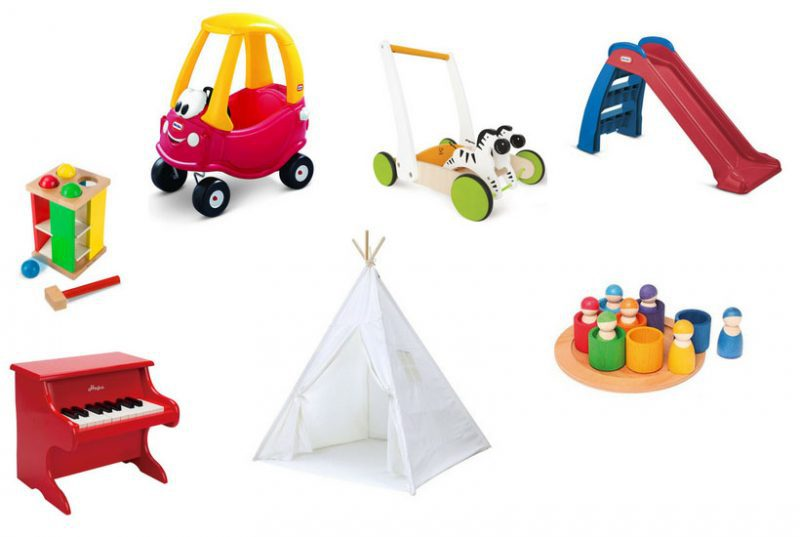Best Toys For 1 Year Old: Top Toys For One Year Olds And