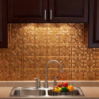 Fasade Backsplash in Traditional 1
