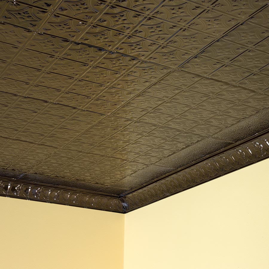 Great Lakes 2x2 Ceiling Tile In Hamilton Diy Decor Store
