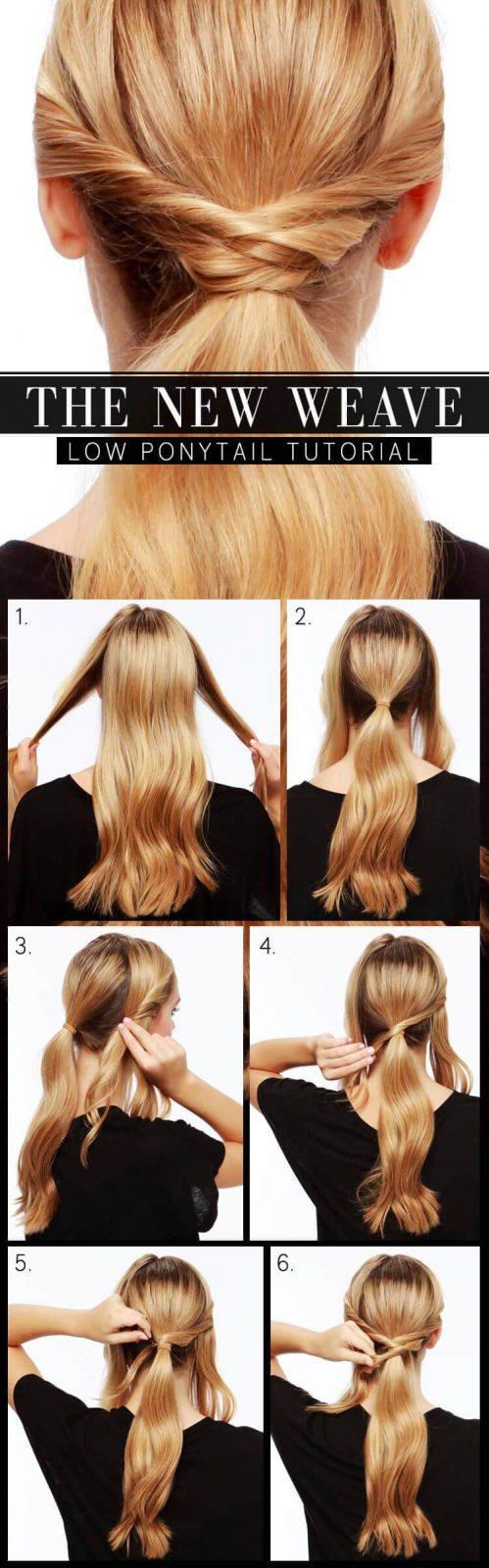 Klassische Und Süße Frisur Ideen Für Lange Haare Frisurentrends