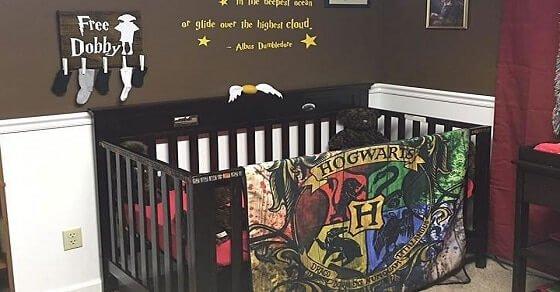 Schlafzimmer einrichten  la Harry Potter fr deine Hexen