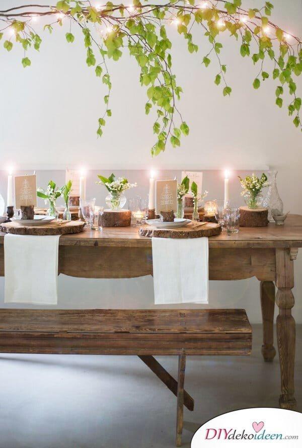 So dekorierst du dein Heim stilvoll  25 DIY Deko Ideen