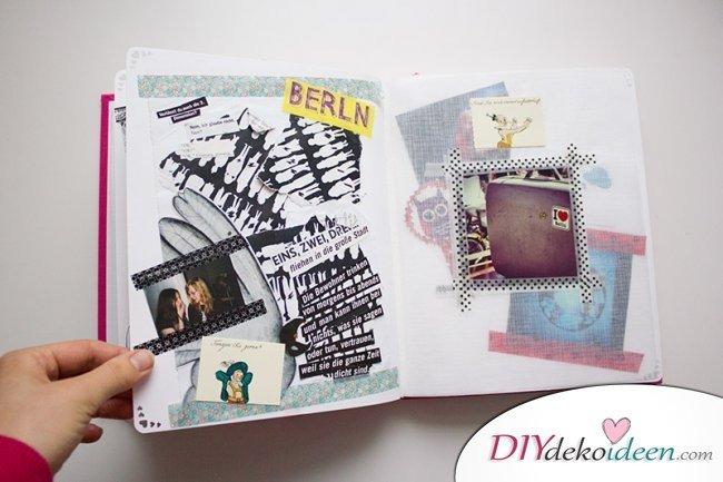 Scrapbooking  DIY Fotoalbum Ideen fr eure Urlaubsbilder