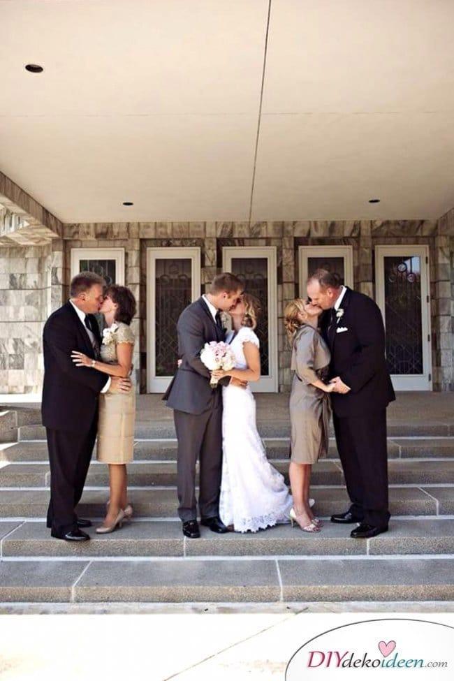 Familien Hochzeitsbilder die in keinem Album fehlen drfen