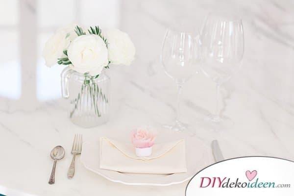 DIY Bastelideen zur Hochzeit