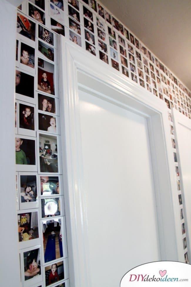 Fotownde und Fotocollagen Ideen mit denen du dein Heim