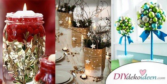 Weihnachtstischdeko Ideen die deine Gste bezaubern werden