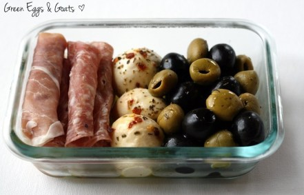Low carb meals for busy people. Protein pack.