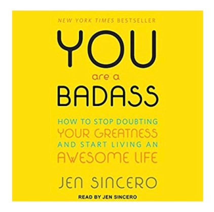 Audible Audio book: You are a Badass by Jen Sincero