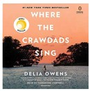 Audiobook: Where the Crawdads Sing by Delia Owens