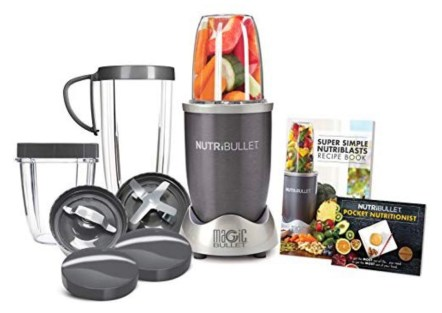 Kitchen Tools: Nutribullet