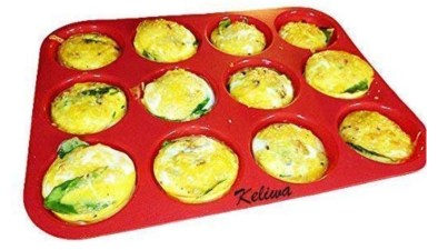 Kitchen tools gift guide: Silicone Muffin Pan