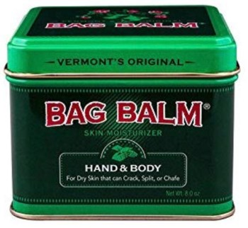 Baby Eczema Treatment: Bag Balm