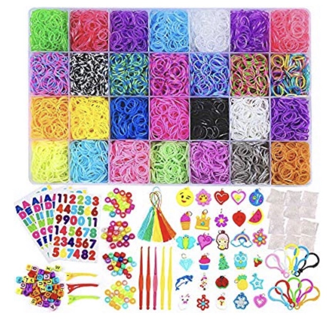Activity for Kids: Rainbow Loom