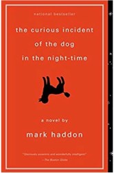 Fall book List: The Curious Incident of the Dog in the Night-time