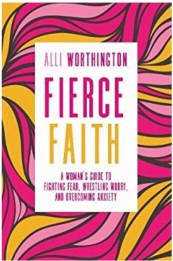 Books to REad: Fierce Faith