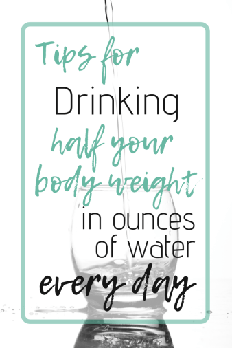 Tips for Drinking Enough Water Every Day