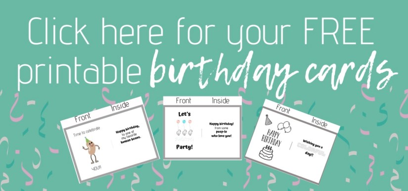 Birthday Cards Link
