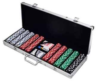 Gift Ideas for Your Guy: Poker Set
